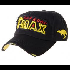Кепка T-MAX, черная, 7329100.8-120