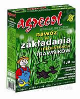 Удобрение для подготовки и регенерации газона Агрекол 10кг