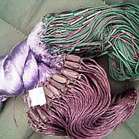 Рыболовные снасти, одностенная сеть китайка, ячейка 60, вшитые грузы, размеры 100*1,8.