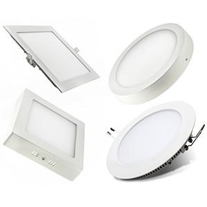 Точечные LED светильники Downlight