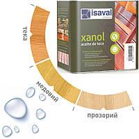 Водоотталкивающее масло для террас и садовой мебели ISAVAL 2,5л=15м2