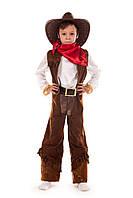 Детский костюм Ковбой, рост 125 -135 см