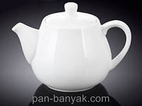Чайник заварочный 1л фарфор Wilmax