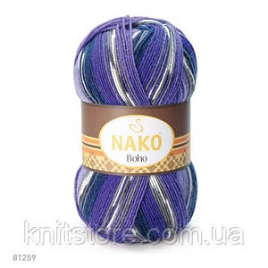 Пряжа Nako Boho