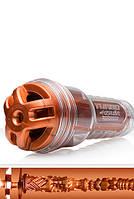 Мужской мастурбатор Fleshlight - Turbo Ignition Copper