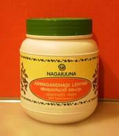 Ашвагандхади лехья ASHVAGANDHADI LEHYA — Восстанавливающий силу и энергию тоник, 200 грм.
