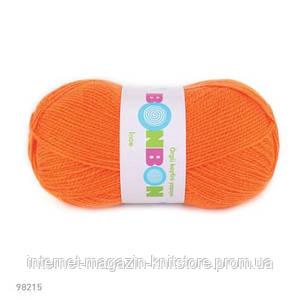 Пряжа Nako Bonbon Ince Оранжевый