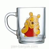 Disney Winnie Colors Кружка 250мл ударопрочное стекло Luminarc