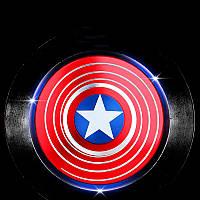Игрушка - антистресс Fidget Spinner (Спиннер Капитан Америка) Captain America