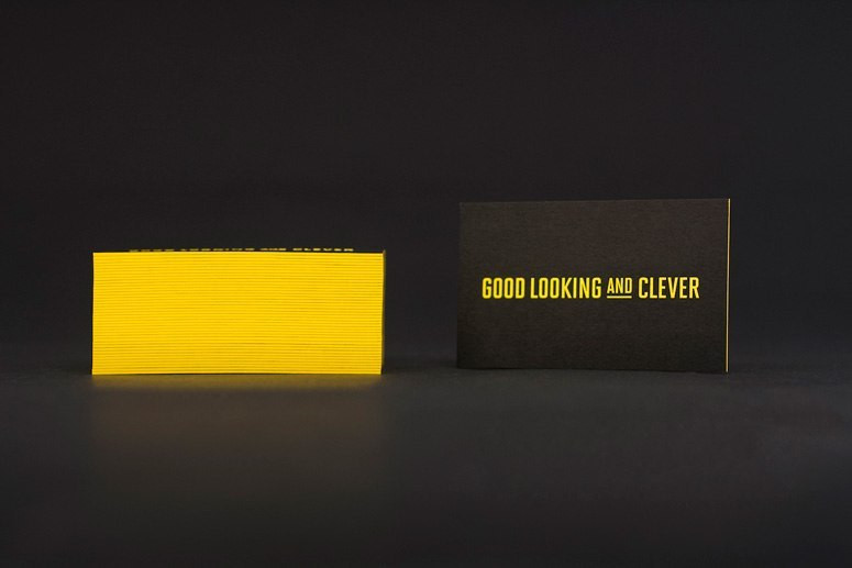Печать и производство визиток