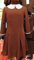 Платье школьное оптом и в розницу,размеры 36-46,S959