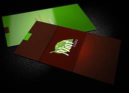 Печать и производство визиток 10