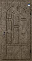 Двери входные металл/МДФ Метр Дор Регион MD 017, 860*2050, L, (золотой дуб) 1замок