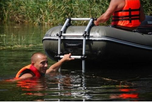 Лестницы для надувных лодок - аксессуары Borika FASTen - Fasten Borika купить