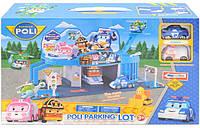 Детская парковка Робокар Поли XZ-312