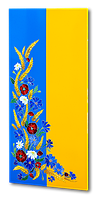 Дизайн-радиатор для патриотов