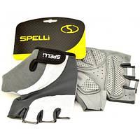 Велоперчатки без пальцев SPELLI SCG-358 (XL) гель