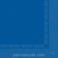 Синя Салфетка 2 шара 100 штук 40х40 см целюлоза Garcia-de-Pou