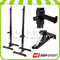 Регулируемые стойки под штангу Hop-Sport HS-1015, фото 1