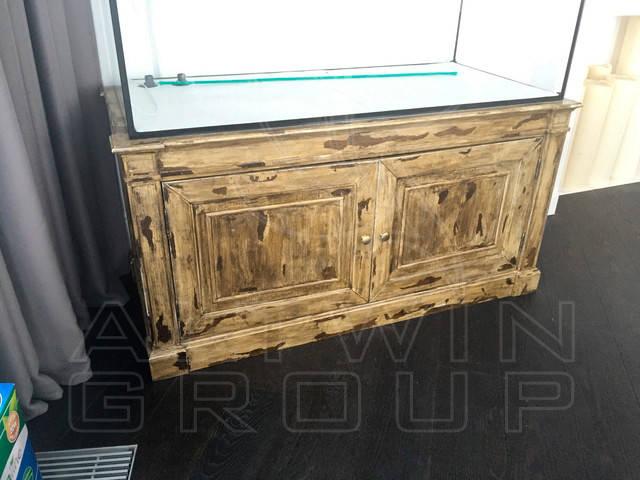 Тумба для террариума.Изготовление мебели и предметов интерьера под заказ.