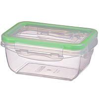 FreshBox Контейнер для хранения с герметической крышкой 1,4л 20х14,5 см h8,8 см полипропилен Al-Plastic