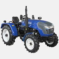 Трактор ДТЗ 4354H(4 цил-ра, КПП (4+1)х2, 6,50-16/11,2-24, 2 насоса гидравлики)