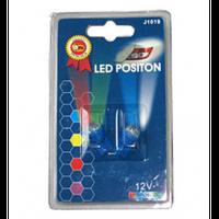 Лампы габарита LED-2 T10 B/J 1019 Blue