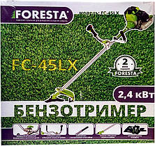 Бензокоса Foresta FC-42 , фото 2