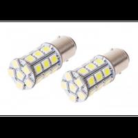 Лампы PULSO габаритные LED S25/BAY15d/27 SMD-5050/12v/White/2 конт.