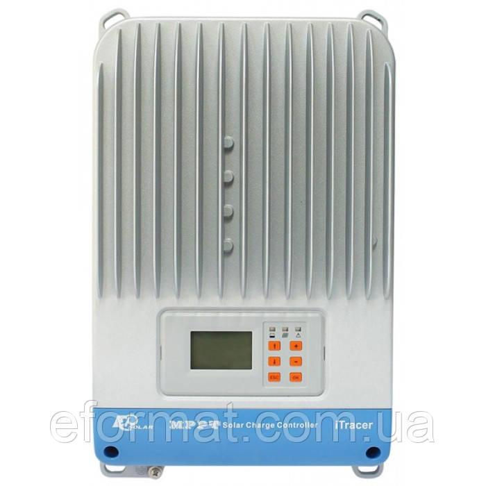 Фотоэлектрический контроллер заряда EPsolar IT6415ND, MPPT 60A 12/24/36/48В с дисплеем