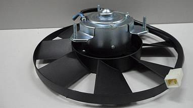 Вентилятор радиатора 2106,2108,1103 с крильчаткой AT, фото 2