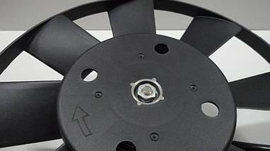 Вентилятор радиатора 2106,2108,1103 с крильчаткой AT, фото 3