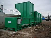 Пресс Компактор усилием 40 и 50 тонн для ТБО и мокрого мусора, фото 1