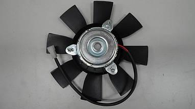 Вентилятор охлаждения радиатора ВАЗ2103,2105,2106,2107,2108,2109,21099  WEBER, фото 3