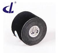 Кинезио тейп Kinesio tape DL 5 см х 5 м черный