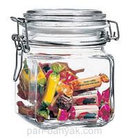 Bella Kavanos Банка для сыпучих 750мл d9,6 см h10,8 см стекло Pasabahce