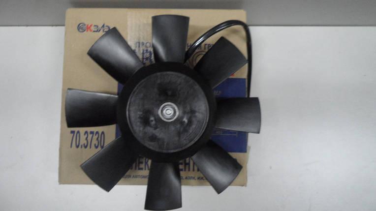 Электровентилятор радиатора 2103,2105,2106,2107,2108,2109,21099 Калуга, фото 2