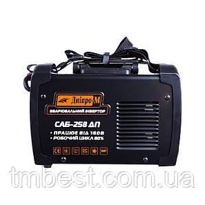 Сварочный инвертор Дніпро-М САБ-258ДП, фото 2