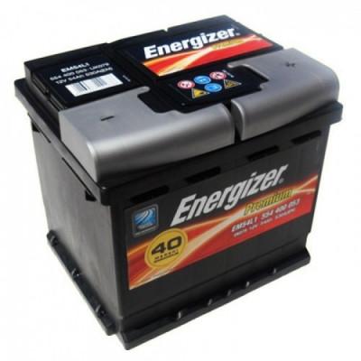 Автомобильный Аккумулятор Energizer 54 Энерджайзер 54 Ампер (BMW БМВ Audi АУДИ) 554 400 053