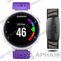 Спортивные часы Garmin Forerunner 230 GPS EU Purple White Bundle