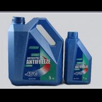 Антифриз ABRO AF-555-L стандарт -40°C зеленый 5кг (AF-555-L)