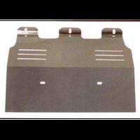 H2 2003-2005 защита картера двигателя метал.