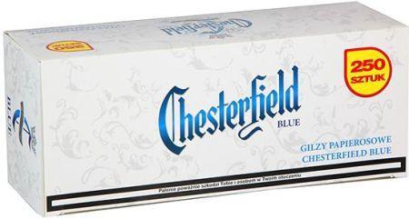 Гильзы для набивки сигарет Chesterfield 250 шт.