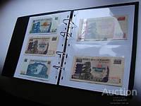 Альбом для банкнот Schulz-MM с листами OPTIMA