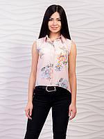 Асимметричная женская блуза p.42-48 VM1964-1