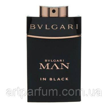 Bvlgari Man In Black 100ml Tester