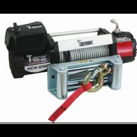 Лебедка HEW-12500 12V, 5,665т, X Power series, Waterproof (7345113)