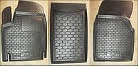 Коврики в салон Peugeot Expert 1995-2007 (3 шт) каучук ТЭП