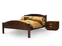 Кровать Арт-Мебель Дубовая кровать Виолетта 140х200