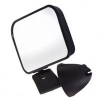 Зеркало боковое ЗБ 3220 NIVA BLACK черное, 2шт. в комплекте